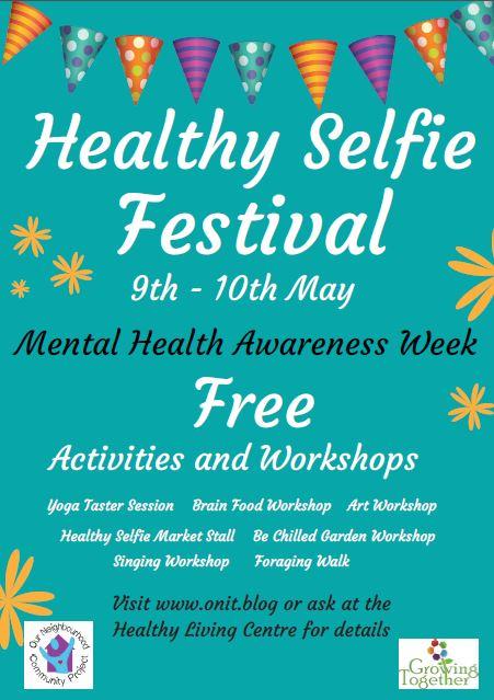 Healthy Selfie Festival 2017