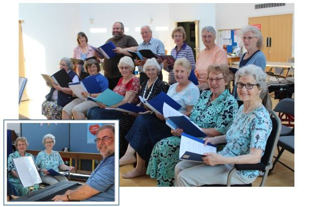 Bournville Community Choir May 18 edited