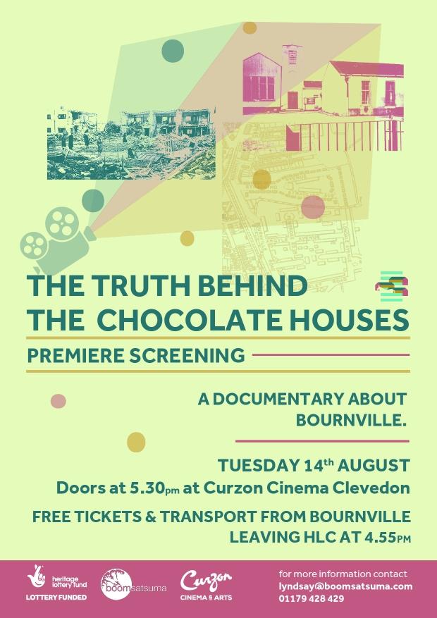 Chocolate Houses Screening - Updated 3